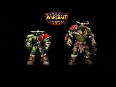 новые модельки в warcraft 3 reforged