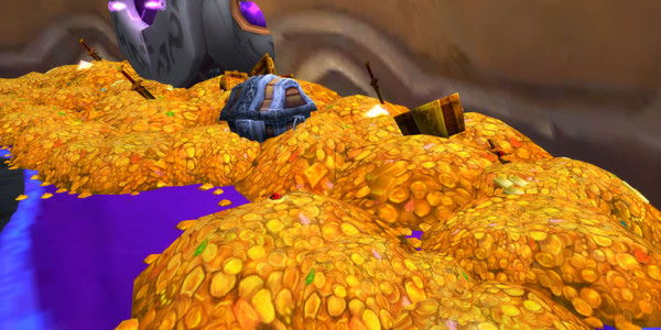 заработок голда золота в wow bfa