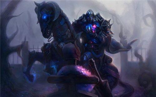 Рыцарь смерти обзор