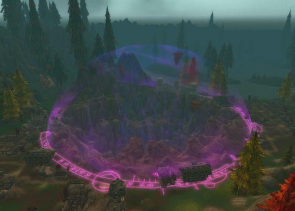 Даларанский кратер