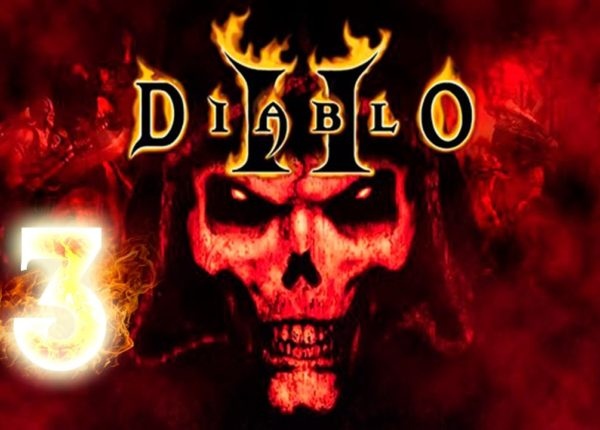 Diablo 2 - Lord of Destruction Прохождение #3 Amazon Nightmare 1-4 Act