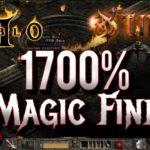 1700% Magic Find - Highest Possible Magic Find in Diablo 2