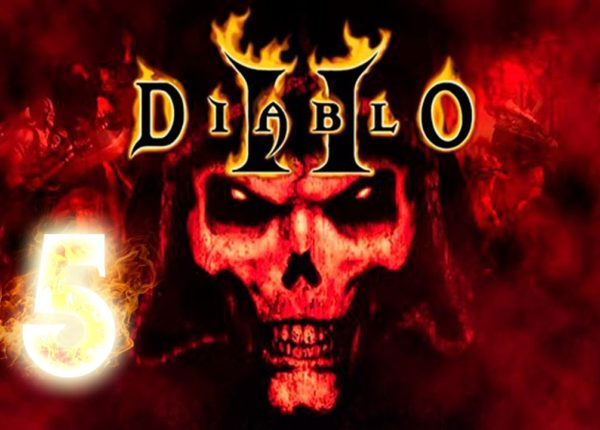 Diablo 2 - Lord of Destruction Прохождение #5 Amazon Hell 2-3 Act (Финал)