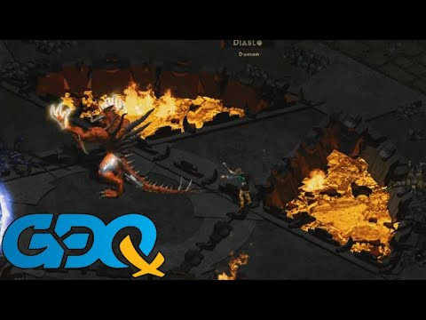 Diablo 2: Lord of Destruction Sorceress by MrLlamaSC in 1:33:55 - GDQx2018