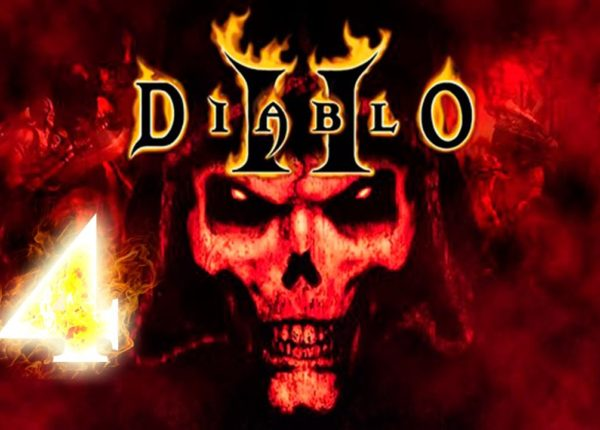 Diablo 2 - Lord of Destruction Прохождение #4 Amazon Nightmare 4-5 Act+Hell 1 Act