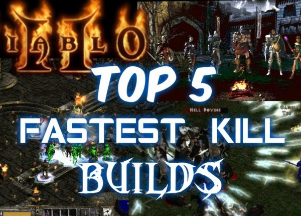 Fastest Killing Builds in Diablo 2 (Information, History Walk through) - 디아블로 2