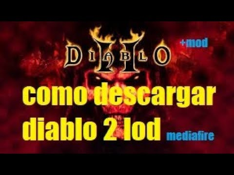 como descargar diablo 2 lord of destruction 2018 + mod de alijo