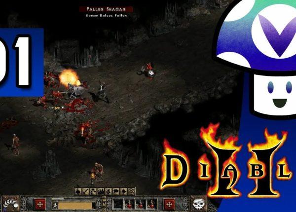 [Vinesauce] Vinny - Diablo 2: Lord of Destruction (part 1)