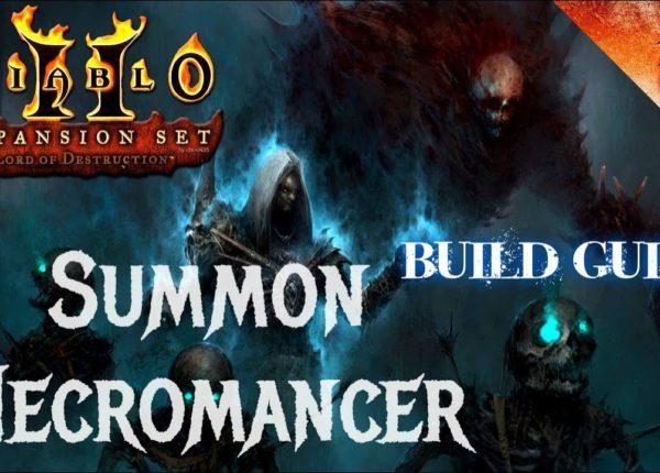Summon Necromancer Full Build Guide - Diablo 2 - Xtimus