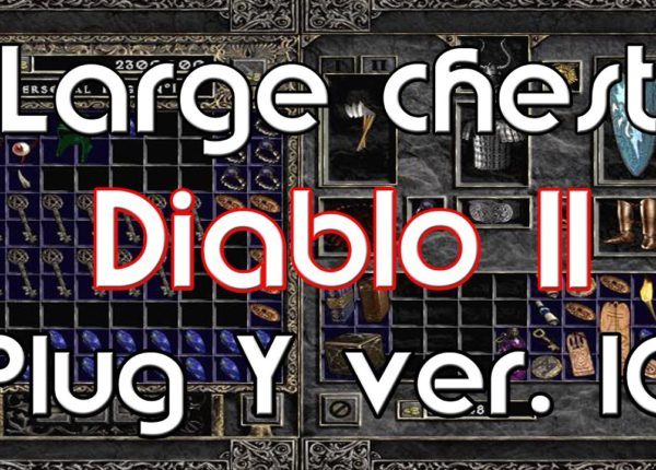 Diablo 2 Lord of Destruction Большой сундук Plug Y  v10
