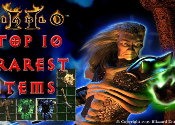 Top 10 Rarest Unique Items In Diablo 2 And Why