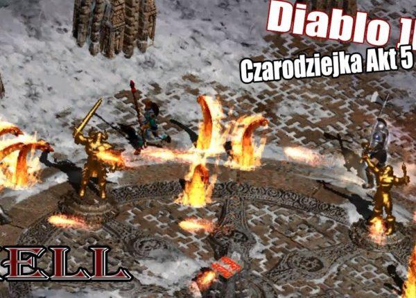 Diablo 2 LoD | Czarodziejka odc. #95 - STAROŻYTNI PIEKŁO! (42.30)