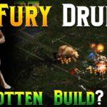 Diablo 2 - Budget Fury Druid Build
