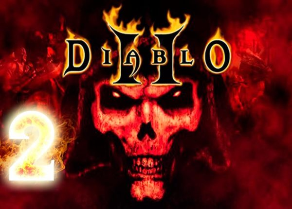 Diablo 2 - Lord of Destruction Прохождение #2 Amazon Normal 3-5 Act+Cow Level