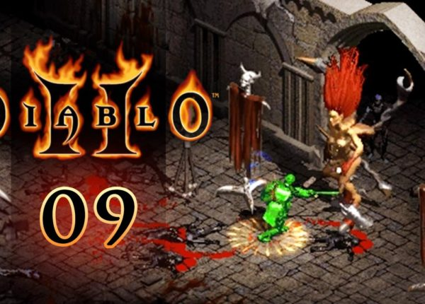 Diablo 2: Lord of Destruction [#09] - Kein Humor, diese Andariel - Let's Play