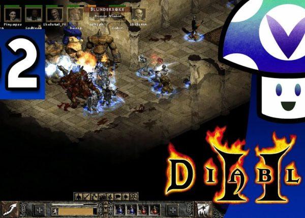 [Vinesauce] Vinny - Diablo 2: Lord of Destruction (part 2)