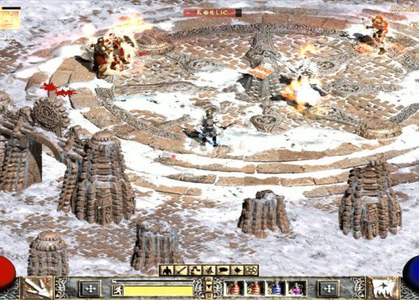 Прохождение Diablo 2: Lord of Destruction - 5 АКТ на Хардкоре, 3 часть
