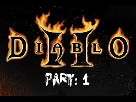 Let's Play - Diablo II: Lord of Destruction (Bone/Summon Necro) [Part 1]