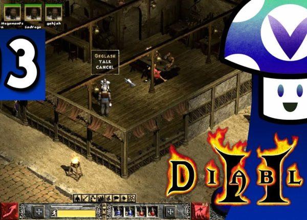 [Vinesauce] Vinny - Diablo 2: Lord of Destruction (part 3)