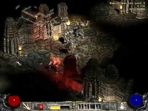 Diablo 2 LoD Speedrun Druid 1:11:43 by Ricky 'LeWoVoc' Mitchell