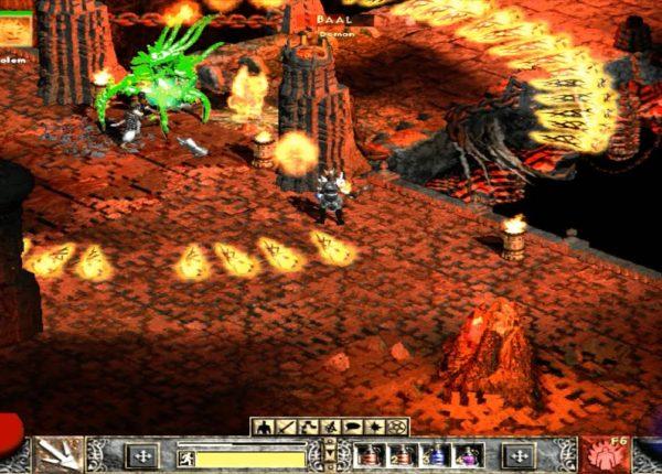 Прохождение Diablo 2: Lord of Destruction - 5 АКТ на Хардкоре - ПОСЛЕДНИЙ БОСС ФИНАЛ, 4 часть