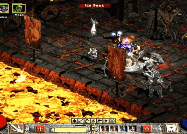 Прохождение Diablo 2: Lord of Destruction - 5 АКТ на Хардкоре, 1 часть