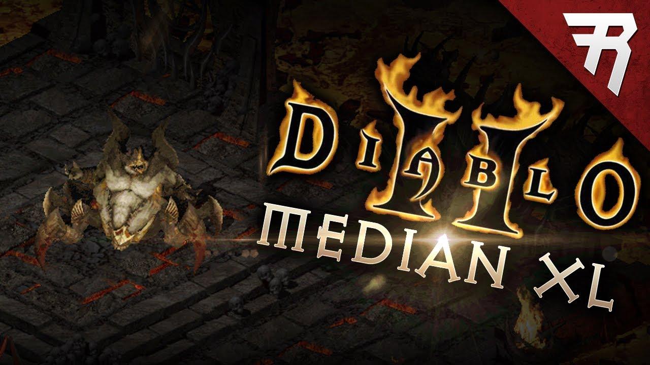 How I fell in love with Diablo 2 again: Median XL Sigma mod