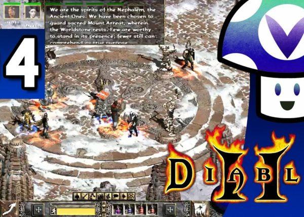 [Vinesauce] Vinny - Diablo 2: Lord of Destruction (part 4)