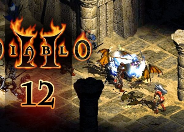 Diablo 2: Lord of Destruction [#12] - Wüstensand in allen Ritzen - Let's Play