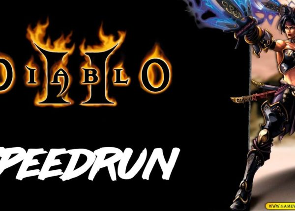 Diablo 2 LoD Speedrun Assasin 2:09:34 Any% (Rus)
