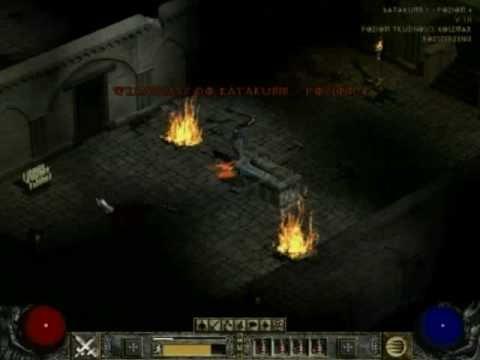 Diablo 2: Lord of Destruction Gameplay 1