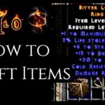 How to Craft in Diablo 2