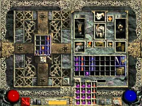 Some Diablo 2 Horadric Cube Recipes / Mixes Pt. 1