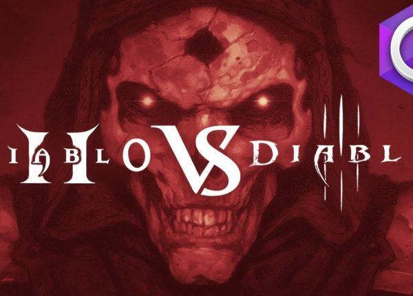 Diablo II vs. Diablo III