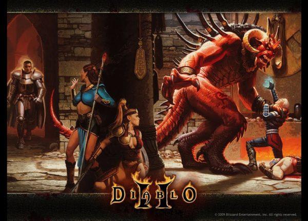 Como Baixar Diablo 2 LOD 2020 (sem crack, com tradução, Online na Descrição) LINKS RENOVADOS