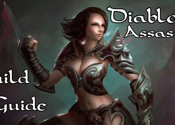 Diablo 2 LoD: Assassin Kicksin Build Guide