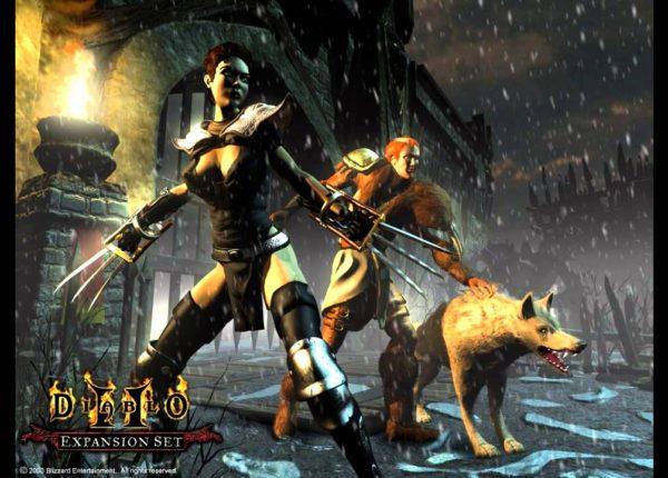 Diablo 2 OST [Lord of Destruction] - Intro