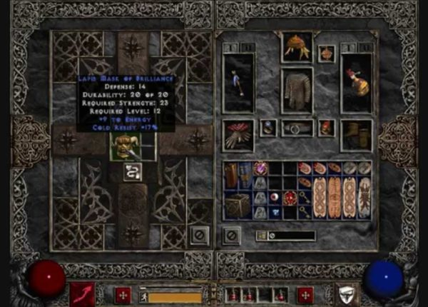 Diablo 2 Crafting & Rune Word Items