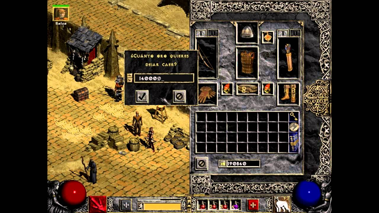 Diablo 2 Infinite gold cheat engine