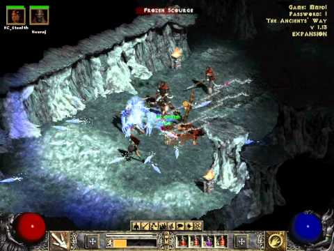 Diablo 2: Lord of Destruction - Part 32 - Act V - Quest V - Rite of Passage - Playthrough