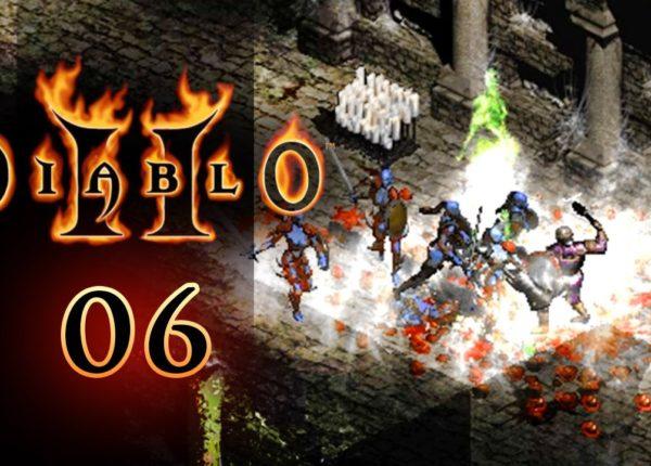 Diablo 2: Lord of Destruction [#06] - Der Graf wird traurig sein - Let's Play