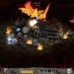 Diablo 2 LoD: Elementalist Druid vs Hell Diablo