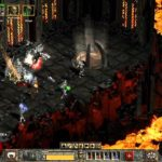 Diablo II Lord of destruction Diablo Fight