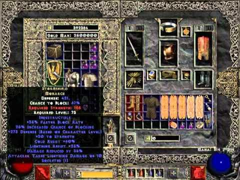 Diablo 2 LoD [H] прохождение за сорку [часть 17]