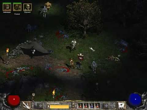 Diablo 2: Lord of Destruction - прохождение - часть 3
