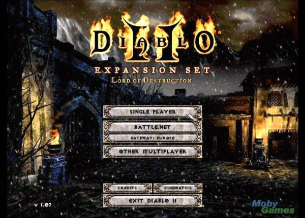 Diablo II - Lord of Destruction Soundtrack - Halls