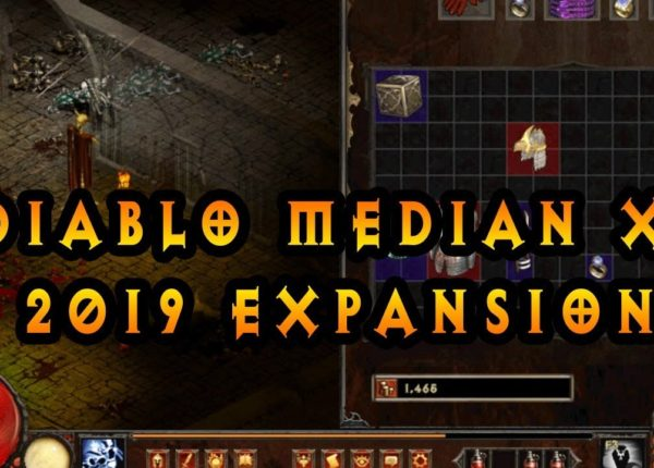 New Diablo 2 Expansion 2019 Median XL Σ Sigma! Download / Tutorial D2LOD MOD (New Skills Items)