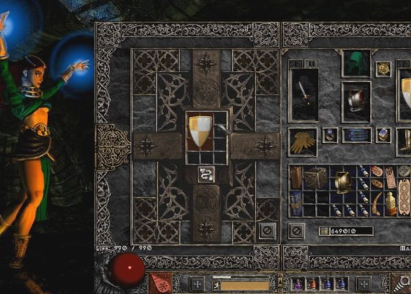 Diablo 2: Attempting To Craft A Perfect Spirit Monarch