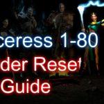 Sorceress 1-80 Ladder reset Guide - Diablo 2