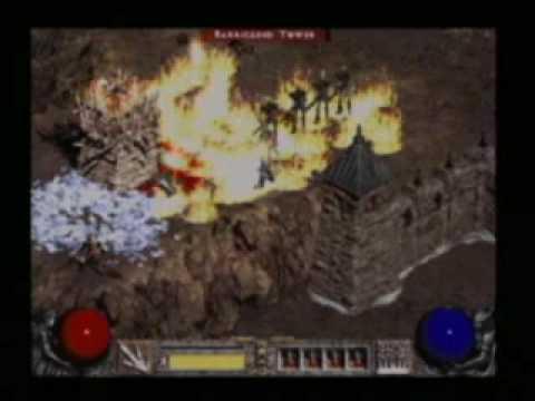 Diablo 2 Lord of Destruction Druid